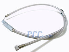 STAINLESS BRAIDED CLUTCH CABLE HONDA SDG SSR COOLSTER 107 110 125CC  M CB07