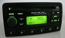 FORD 6000 CD PLAYER RADIO RDS CODE FOCUS MONDEO FIESTA PUMA 3 MONTHS WARRANTY