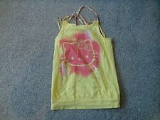 GIRL'S CLOTHES BUNDLE AGE 8-9 T-SHIRTS / VEST TOP - GEORGE / AEROPOSTALE