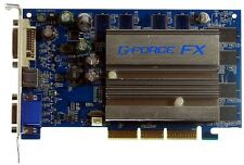 Club 3D Nvidia GeForce FX 5200, AGP, 128 MB, DVI VGA S-Video TV-out, CGN-348TV-1