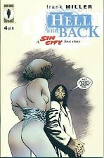 Sin City: Hell And Back #4 (NM) `99 Miller