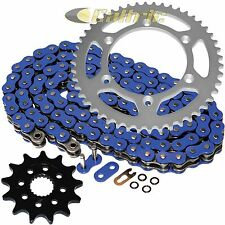 BLUE O-RING Drive Chain & Sprockets Kit Fits YAMAHA YZ250F 4-Stroke 2001-2006