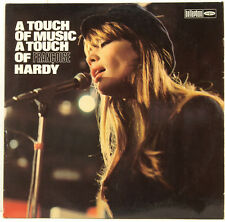 A TOUCH OF MUSIC A TOUCH OF FRANCOISE HARDY Do-LP FOC (c10)