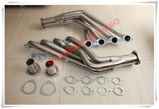 LONG TUBE HEADER EXHAUST MANIFOLD FOR 67-72 396/402/427/454 V8 CHEVY BIG BLOCK