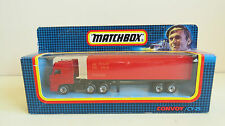 MATCHBOX CY25 CONVOY DAF BOX TRUCK ROYAL MAIL PARCELS BOXED MINT