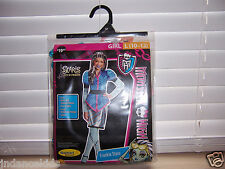 Monster High Scaris Frankie Stein Girls Costume Size L (10-12) Halloween Pretend