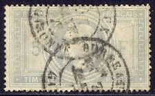 FRANCE #37 Used BEAUTY - 1869 5fr Gray Lilac