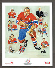 2009 Montreal Journal Canadiens' 100th Anniversary Tribute, Dickie Moore