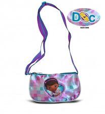 Disney Doc Mcstuffins 'Satin' School Shoulder Bag Brand New Gift