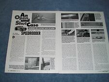 How To Tech Info Article on Installing an Electric Trunk Lid on a Hot Rod