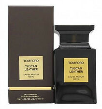 Tom Ford Tuscan Leather 3.4 oz 100 ML Eau De Parfum Sealed New In Box Unisex