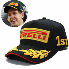 NEW PIRELLI CHAMPION BASEBALL HAT F1 FORMULA ONE 1 MOTOGP RACING PODIUM SBK CAP
