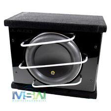 "NEW JL AUDIO® CLS113RG-W7AE 13.5"" 13W7-AE LOADED ProWedge W7 SUBWOOFER ENCLOSURE"