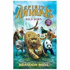 Spirit Animals: Wild Born 1 by Brandon Mull (2013, Hardcover)