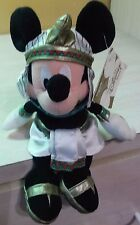 "Authentic Disney Mickey Mouse Globe Trotting Egyptian Mickey Plush 9"" toy NWT"