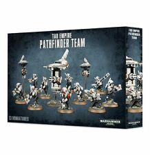 Warhammer 40K Tau Empire Pathfinder Team Team NIB