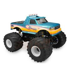 Jconcepts 1993 Ford F-250 Monster Truck Clear Body 1:10 RC Cars Off Road #0303