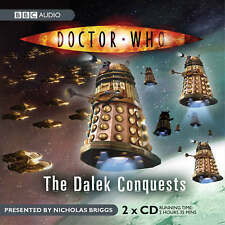 Doctor Who : The Dalek Conquests (CD-Audio, 2006)