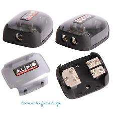 Audison Connection BDB51 4fach Masseverteiler Verteilerblock CarHifi 50mm
