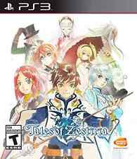 PS3 ACTION-TALES OF ZESTIRIA  PS3 NEW