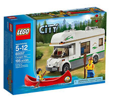 LEGO City Great Vehicle Camper Van (60057) NEW FACTORY SEALED BOX
