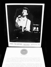 Paul McCartney Original Press Photo Official Bio Give My Regards to Broad Street