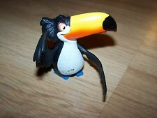 Rio Rafael Tucan Bird PVC Figure McDonald's Toy #3 2011 Cake Topper Used