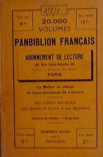 AVENEL (Vte Georges d'). L'Evolution des Moyens de Transport. Flammarion. 1919.