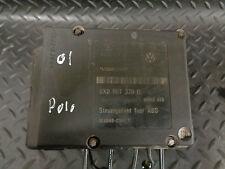 2001 VW POLO 1.0 E 3DR ABS PUMP 6X0614117 - 6X0907379B