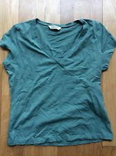 Green, size 16, Atmosphere mock wrap t shirt