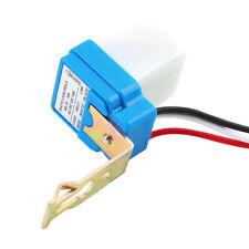 Lichtsteuerung Straßenlampe Kontroller 10A AS-10 wasserdicht Automatik Schalter