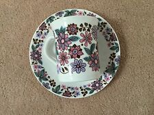 Vintage Elizabethan bone china CARNABY 3  pattern cup and saucer