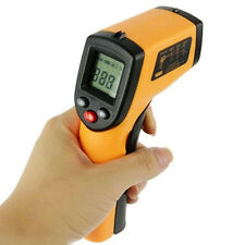Latest Handheld IR Laser Thermometer Digital Pyrometer Temperature Measure Gun