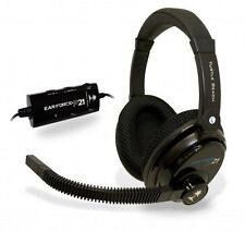 Turtle Beach Ear Force PX21 Gaming Headset PS3 Xbox 360 PC