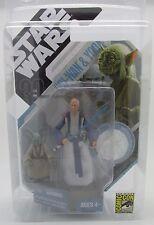 "Star Wars SDCC Concept Obi-Wan Kenobi & Yoda (30th McQuarrie Series) 3.75"""