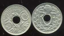 5 centimes  LINDAUER 1938