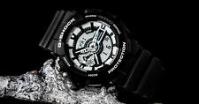 Casio G Shock GA-110BW-1AER Herrenuhr