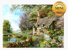 Chamberart 2000 Pieces Paper Jigsaw Puzzles - Small House on the Lake