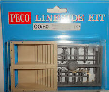 Peco LK-7 SUBWAY STAIRCASE  PARTS TO MAKE 2 UNITS OO/HO Gauge