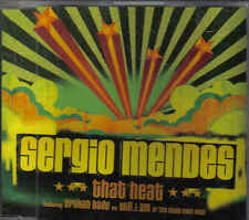 Sergio Mendes-That Heat cd maxi single