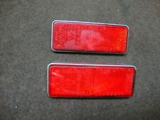 88 HONDA VT1100 VT100C SHADOW REFLECTORS, REAR #Z114