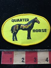 QUARTER HORSE Patch 73A9