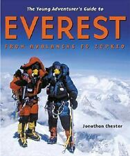The Young Adventurer's Guide to Everest: From Avalanche to Zopkio-ExLibrary