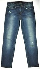 Joe's Women's Straight Leg Crop Capri Ankle Jeans Erina Wash 25 X 25 3/4 CUTE!