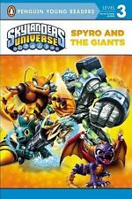 Spyro and the Giants (Skylanders Universe) by Penguin Young Readers