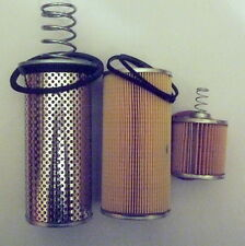 GARDNER ENGINES OIL FILTER,PRIMARY AND SECONDARY FUEL FILTERS