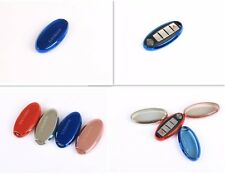 1Pcs Fit For A Key To Start Nismo GTR Blue Auto Remote Control Key Case Cover