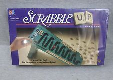 NEW MB Scrabble Up Word Game Board Game SEALED 1996 Milton Bradley
