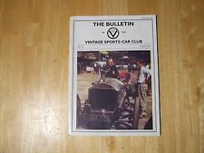 THE BULLETIN VINTAGE SPORTS-CAR CLUB WINTER 1997 217 SHELSLEY WALSH WOLDS RALLY