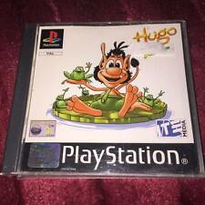 Hugo Frog Fighter  ps1 Playstation Psone